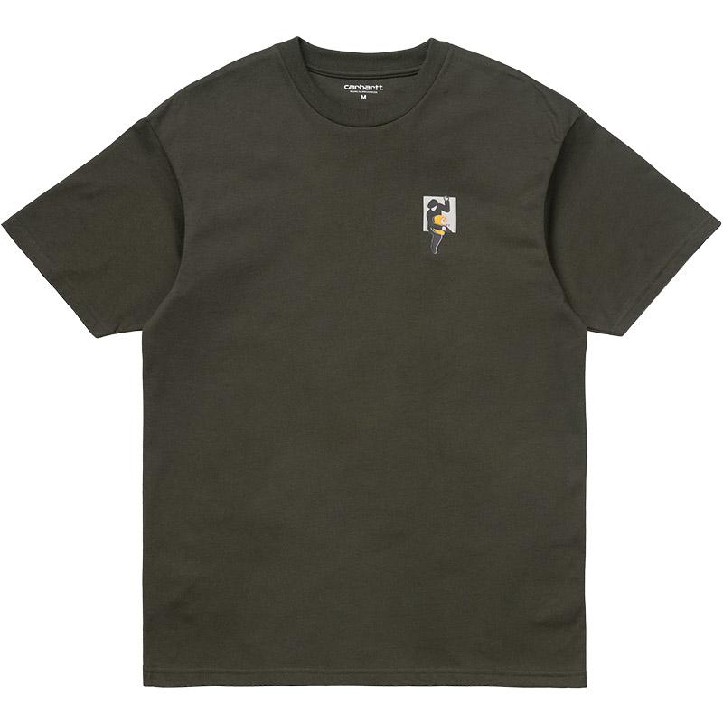 Carhartt WIP Teef T-Shirt Cypress