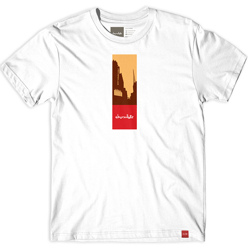 Chocolate City Series DTLA T-Shirt White