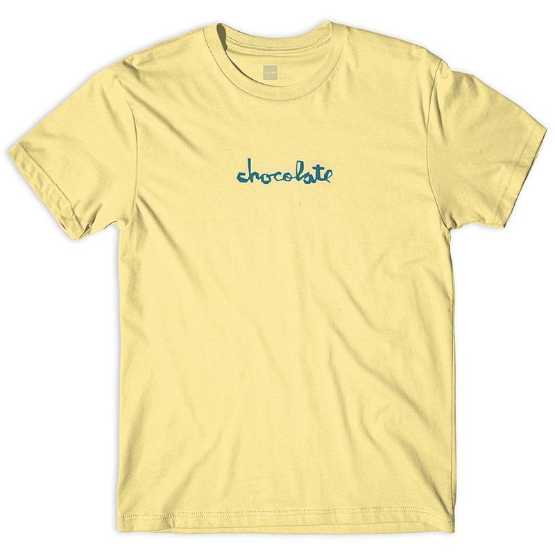 Chocolate Mid Chunk T-Shirt Banana