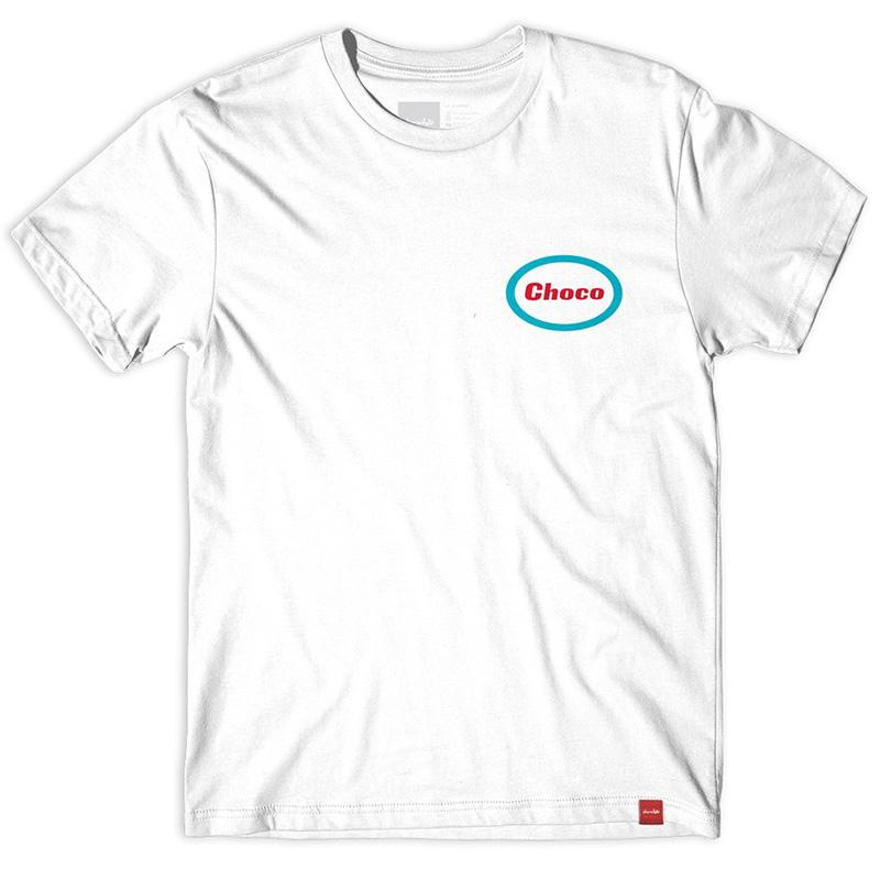 Chocolate Rally T-Shirt White