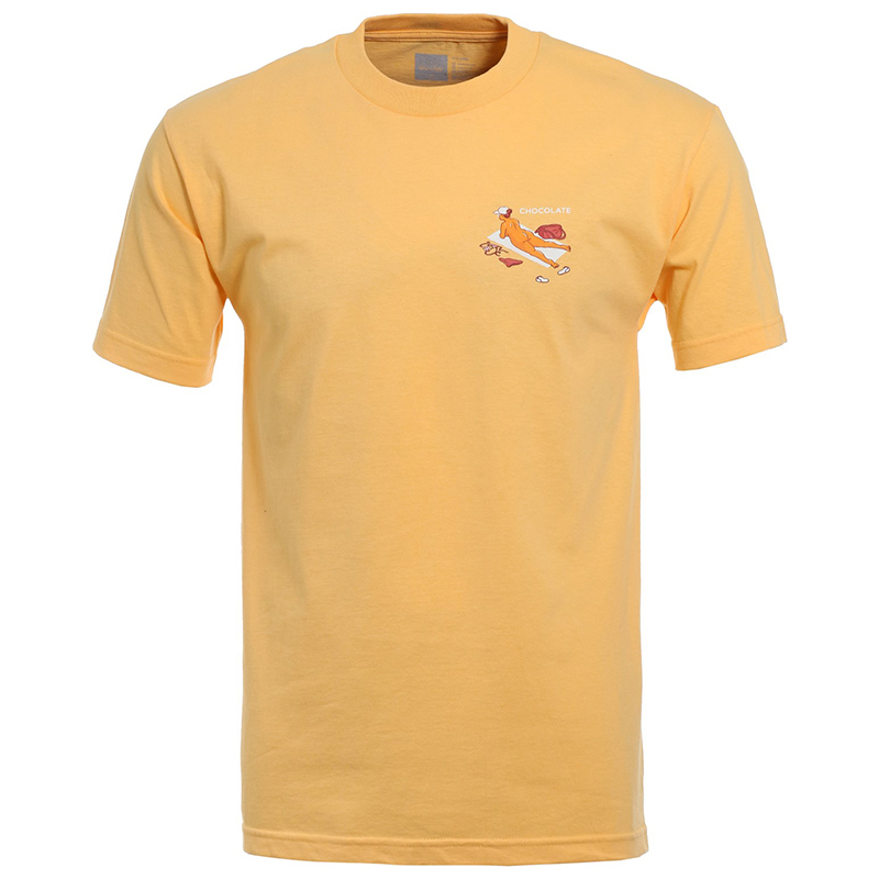 Chololate Sun Bathers T-Shirt Squash