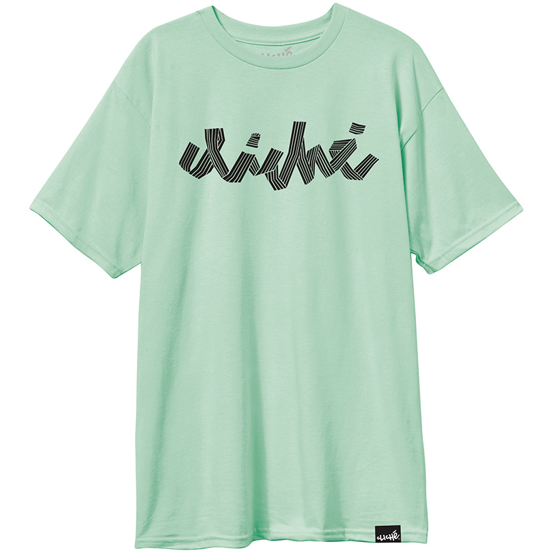 Cliche Tape T-Shirt Mint