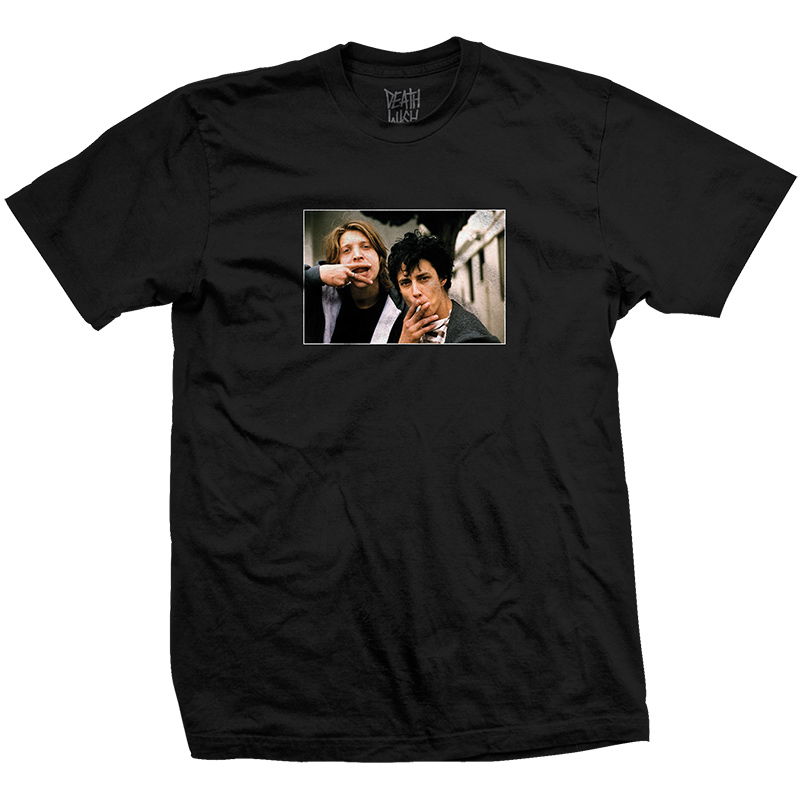 Deathwish Kids T-Shirt Black