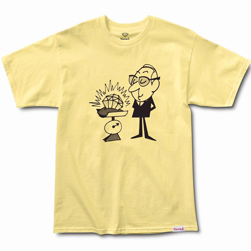 Diamond Cullinan Diamond T-Shirt Banana