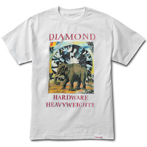 Diamond Indigenous T-Shirt White