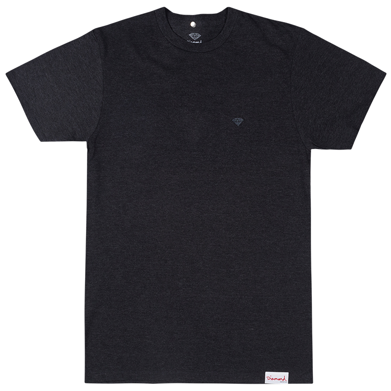 Diamond Micro Brilliant T-Shirt Black