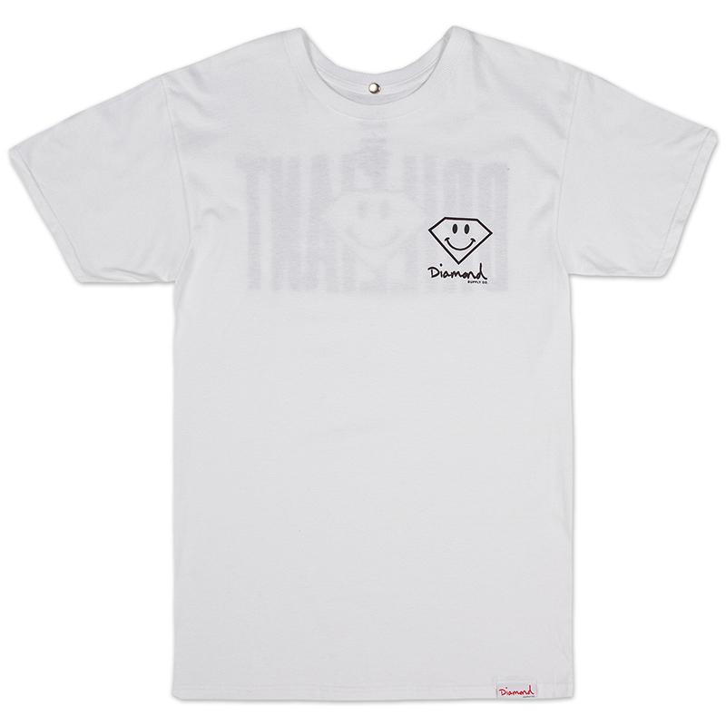 Diamond Smile T-Shirt White