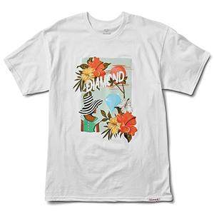 Diamond Trade Winds T-Shirt White