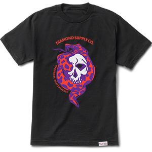 Diamond Venom T-Shirt Black
