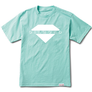Diamond Viewpoint T-Shirt Diamond Blue