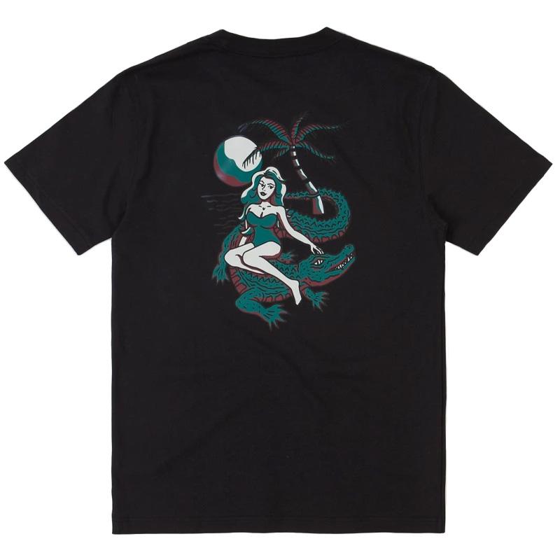 Dickies Jamie Foy Graphic T-Shirt Black