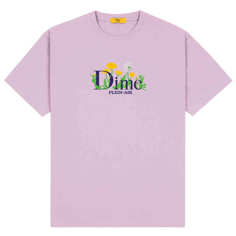 Dime Classic Allergies T-Shirt Lavender Frost