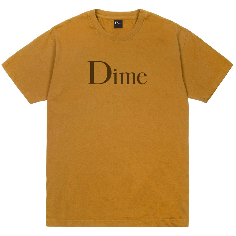 Dime Classic T-Shirt Coffee