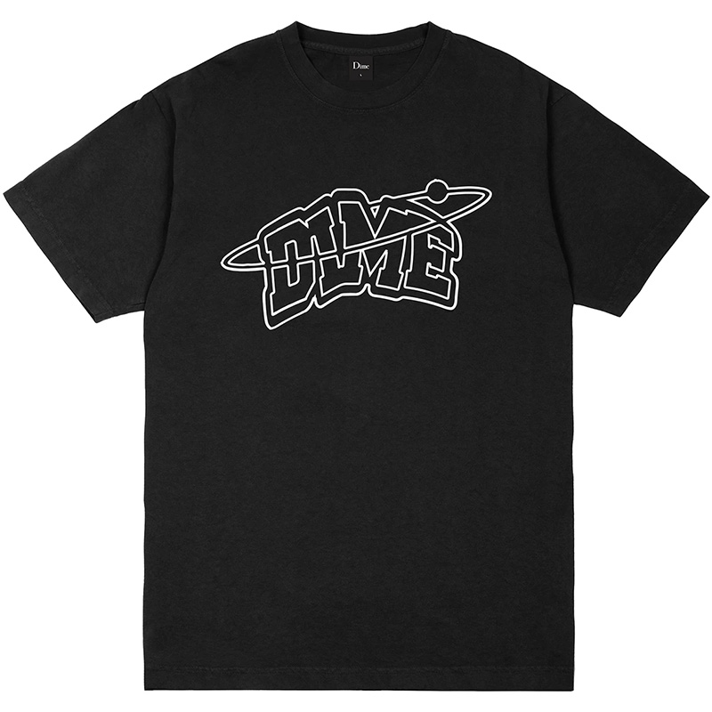 Dime Science T-Shirt Black