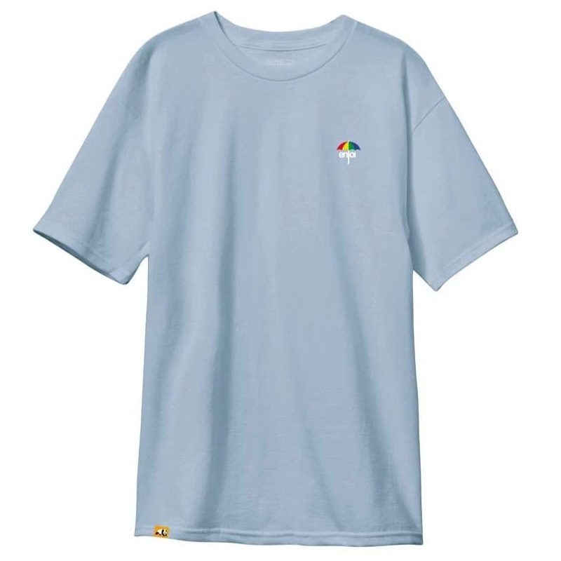Enjoi Rainy Daze T-Shirt Dream Blue