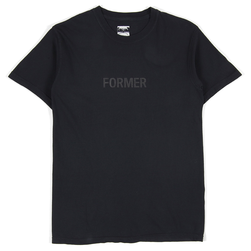 Former Legacy Narrow T-Shirt Black/Black