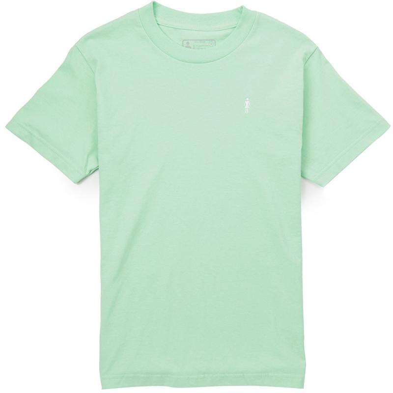 Girl  Micro OG Embroidered T-Shirt Mint