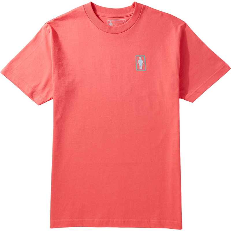 Girl Duo OG T-Shirt Coral