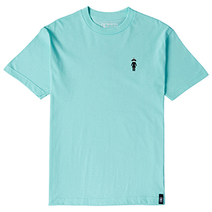 Girl Illuminated T-Shirt Celadon