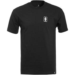 Girl SUBPOP Logo T-Shirt Black