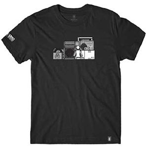 Girl SUBPOP Shelf T-Shirt Black