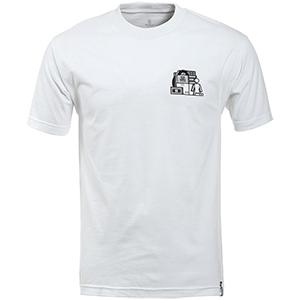 Girl SUBPOP Stacked T-Shirt White