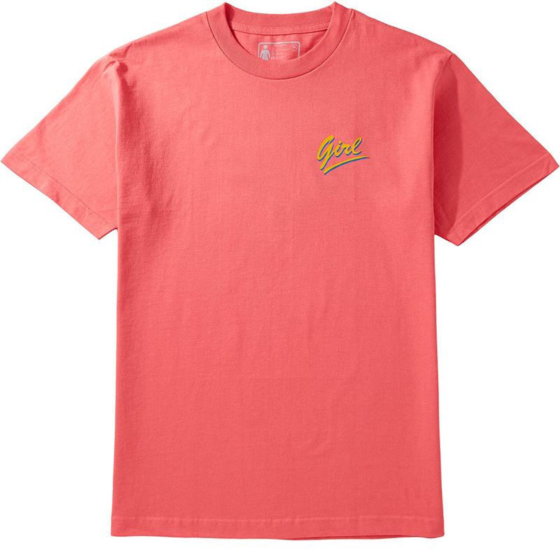 Girl Vacation T-Shirt Coral