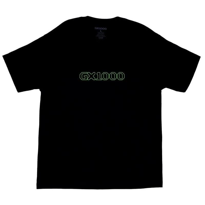 GX1000 Og Logo T-Shirt Black