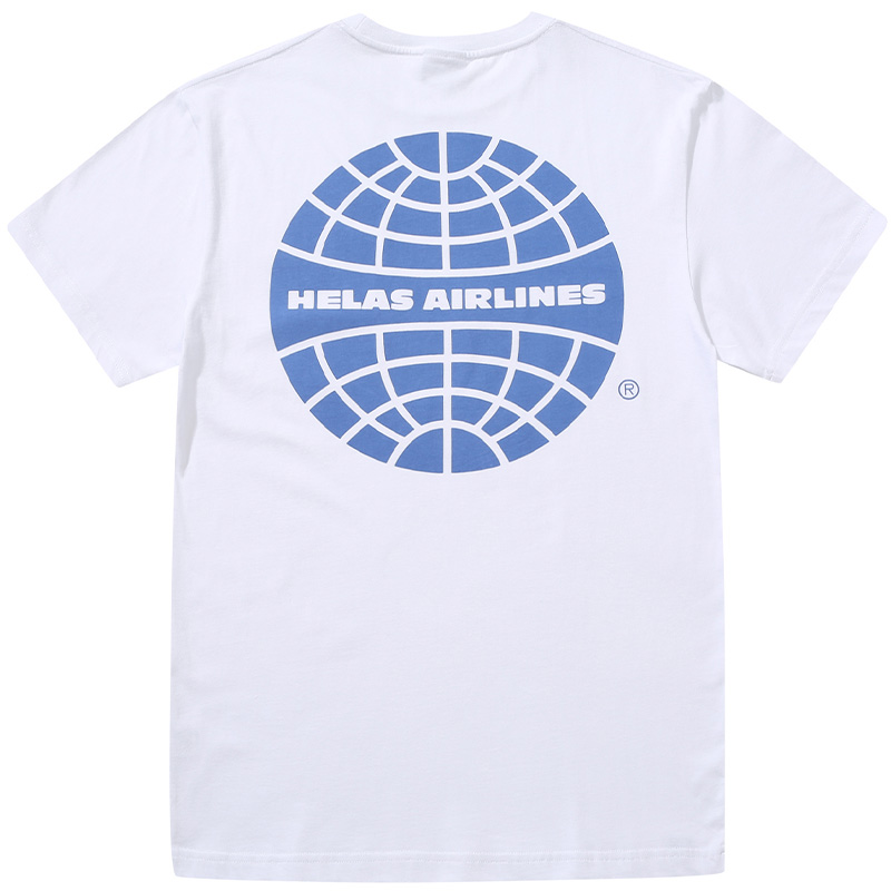 Helas Airlines T-Shirt White
