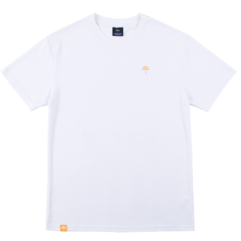 Helas Classic Pique T-Shirt White