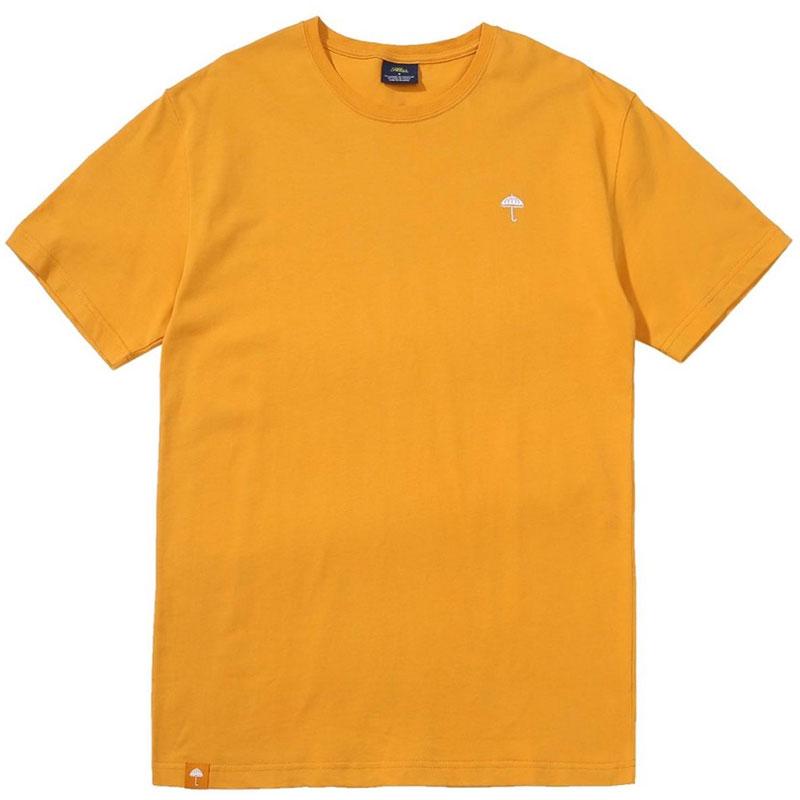 Helas Classic T-Shirt Mustard