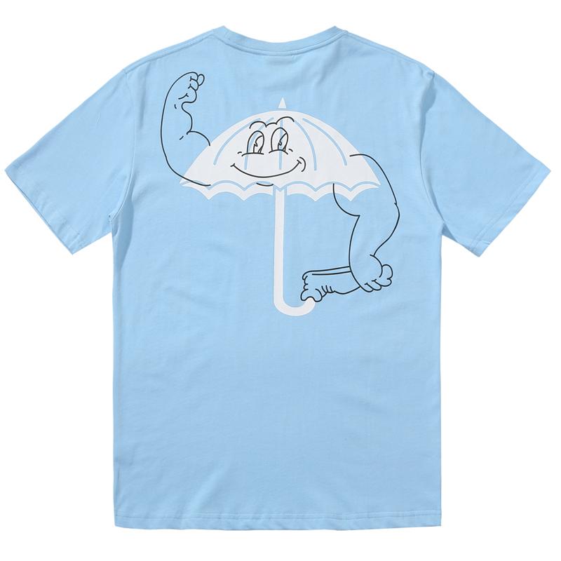 Helas Strong T-Shirt Light Blue