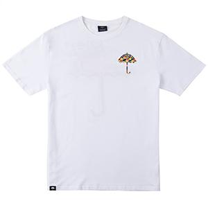 Helas Umb Mosaic T-shirt White