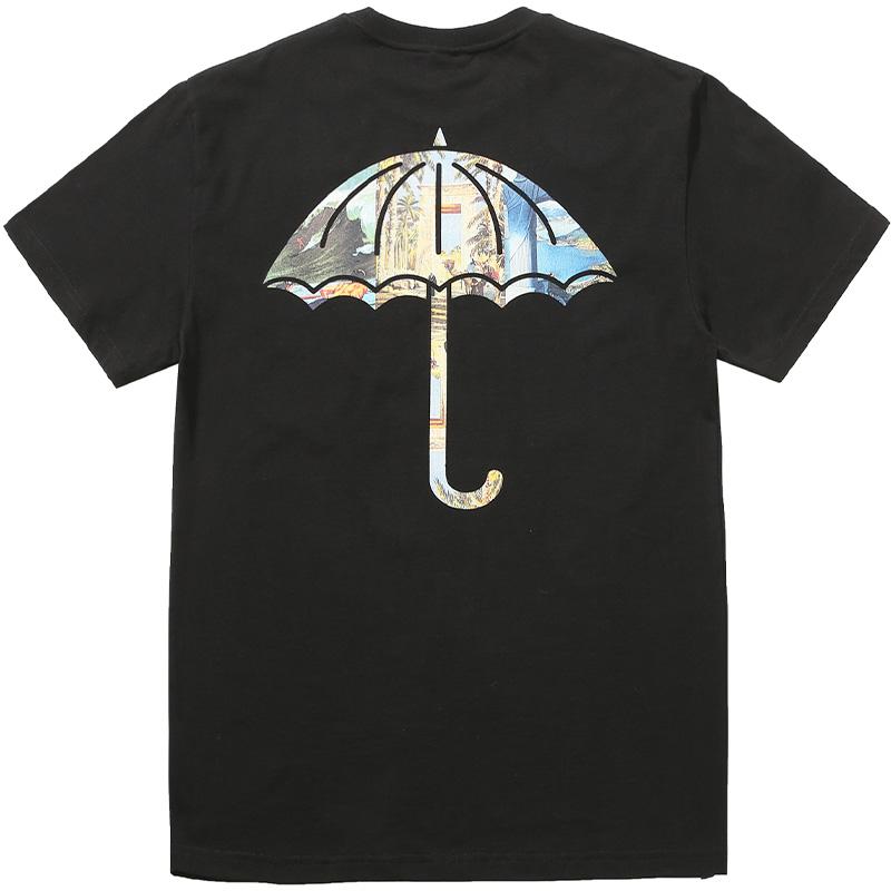 Helas Voyage T-Shirt Black