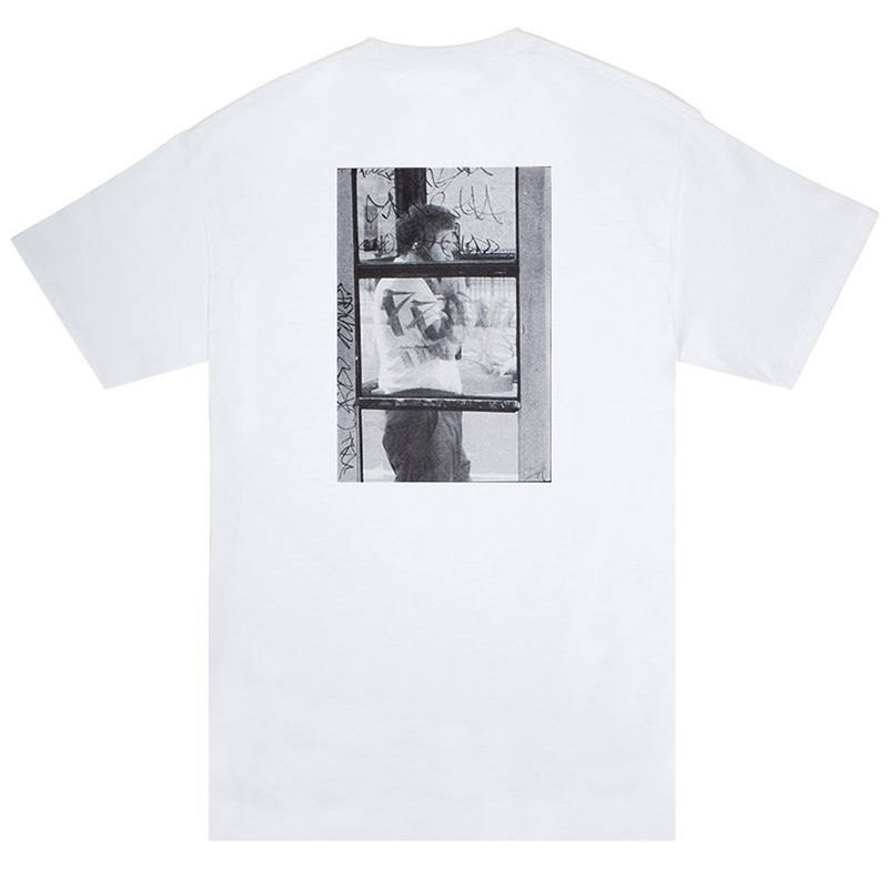Hockey Phonebooth T-Shirt White