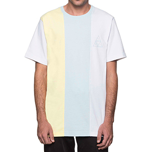 HUF Arena Futbol T-shirt Sunset Yellow