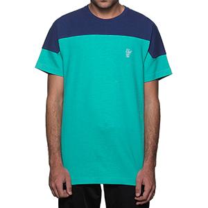HUF Camino T-shirt Bright Aqua
