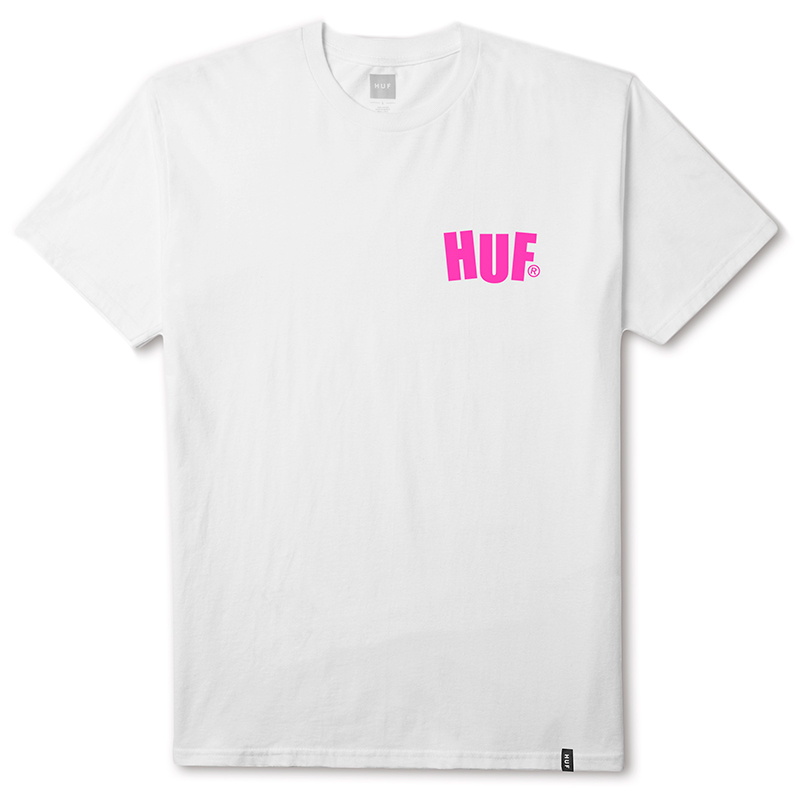 HUF City Rockers T-Shirt White