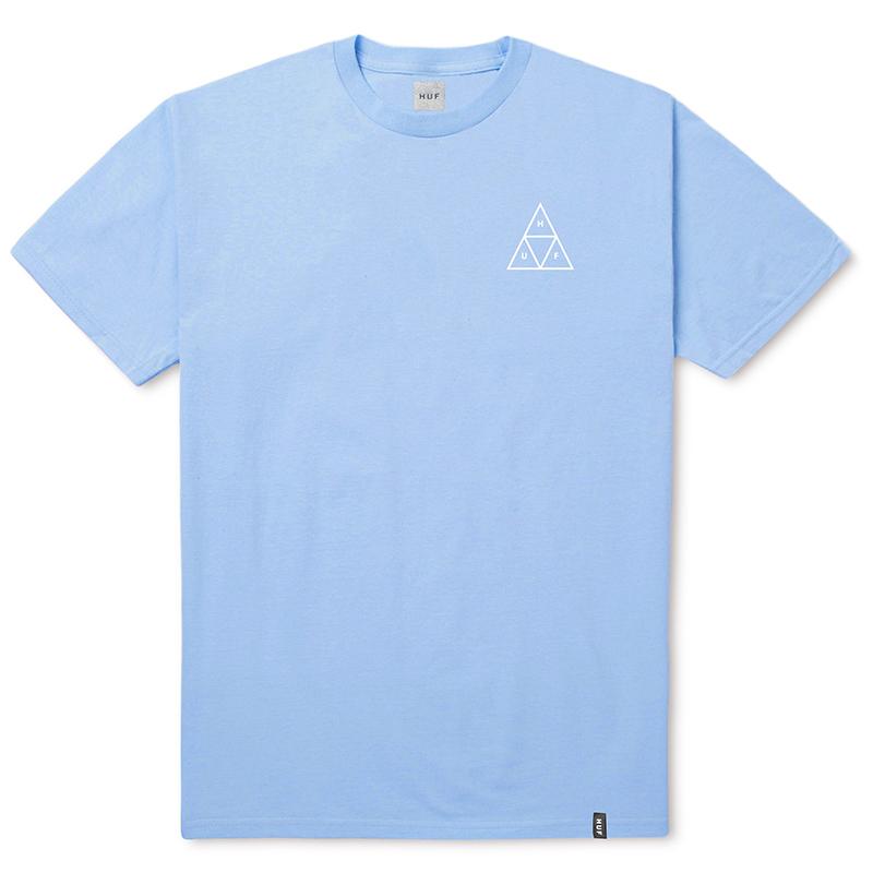 HUF Good Trips Triangle T-shirt Ballad Blue