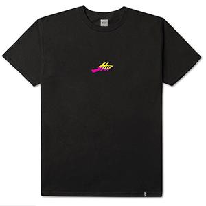 HUF High Score T-Shirt Black