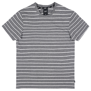 HUF Nevermind T-Shirt Charcoal