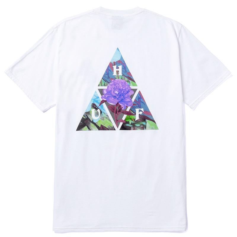 HUF New Dawn Tt T-Shirt White