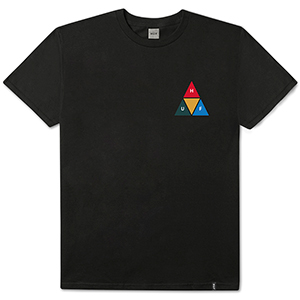 HUF Prism Triangle T-Shirt Black
