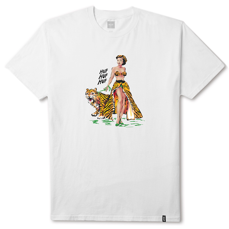 HUF Prowl T-Shirt White