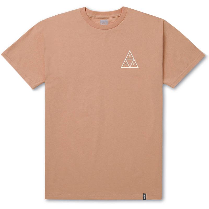 HUF Sk8 Rat Tt T-Shirt Peach