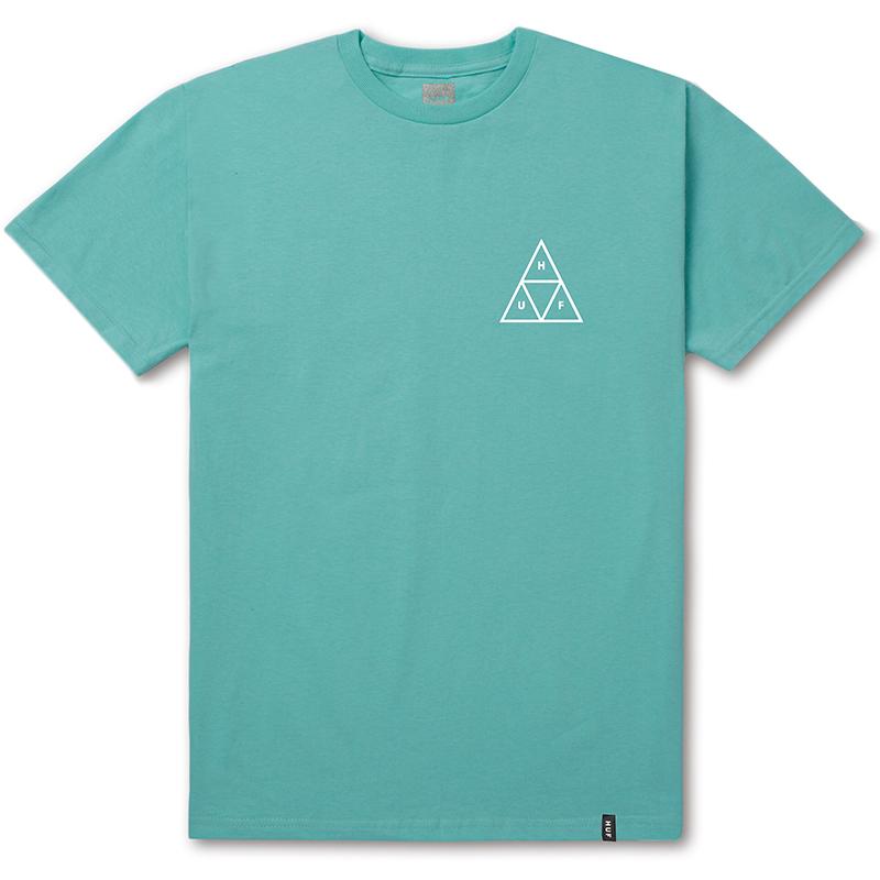HUF Triple Triangle T-shirt Celadon