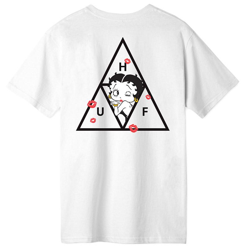 HUF X Betty Boop TT T-Shirt White