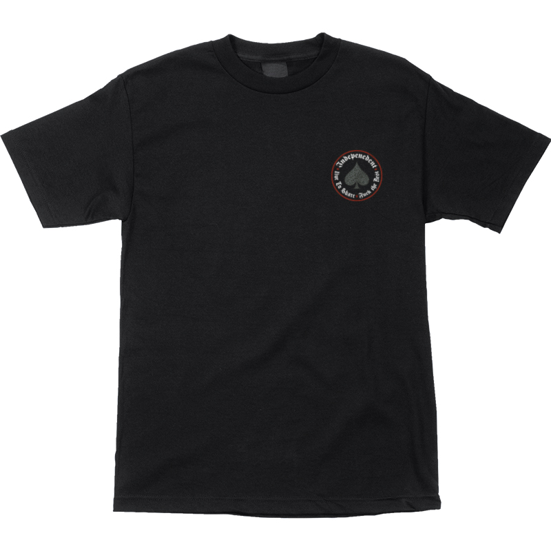Independent x Thrasher Oath T-Shirt Black