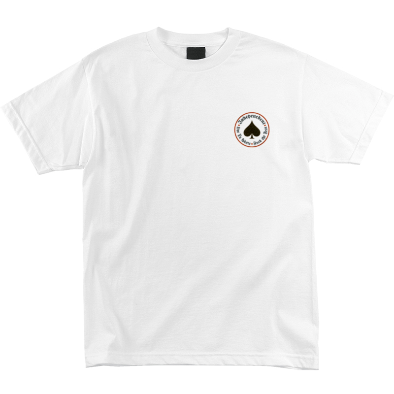 Independent x Thrasher Oath T-Shirt White