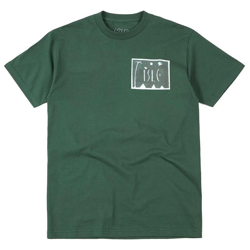 Isle Ted Gahl T-Shirt Gren